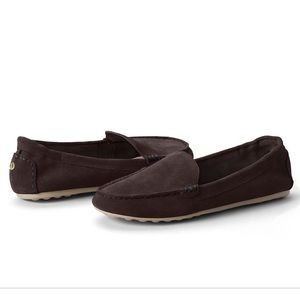 Chocolate Brown Loafers